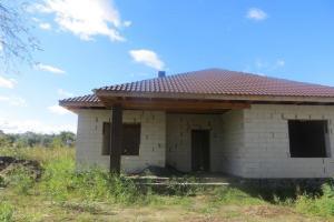 Продается новый дом (коробка) на приватизированном участке в районе ул.Петрозаводской