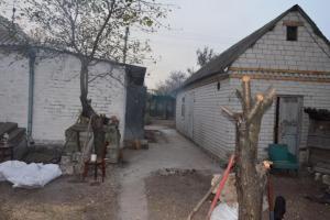 Продам дом с участком (10 соток), Новомосковск (район совхоз)
