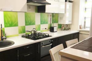 Квартира с ремонтом и автономным отоплением