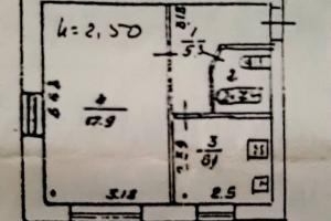 Продам однокомнатную квартиру на ул.Юных Ленинцев
